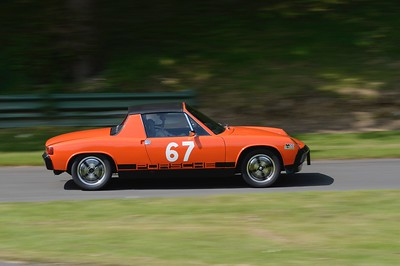 Prescott Speed Hill Climb 2016 La Vie en Bleu Porsche 914 1972 Peter Hall