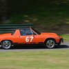 Prescott Speed Hill Climb 2016 La Vie en Bleu Porsche 914 1972 Peter Hall