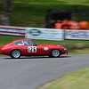 Prescott Speed Hill Climb 2016 La Vie en Bleu - Jaguar E Type 1964 Paul Slade