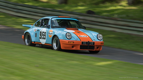 1975 Porsche 911 RS 3506 - Mark Henderson - Porsche at Prescott -  June 2019