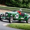 1938 Alvis 12-70 Special Ian Smith VSSC Prescott Vintage Speed Hill Climb 1st August 2015