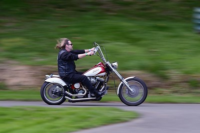 Indian Chopper Bike - 2016 Autumn Classic Prescott Speed Hill Climb