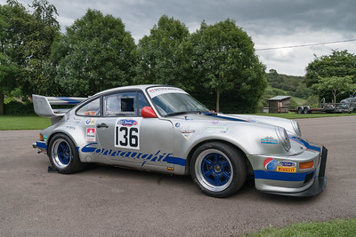 1972 Porsche 930 RS 3 2 - Porsche at Prescott -  June 2019