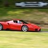 Prescott Speed Hill Climb 2016 La Vie en Bleu Ferrari Enzo