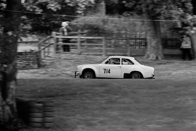 Prescott Speed Hill Climb 2016 La Vie en Bleu Ford Escort 1973 Mark Hobbsjpg