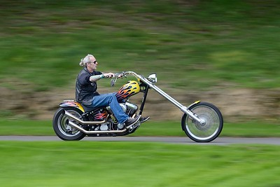 Chopper Bike - 2016 Autumn Classic Prescott Speed Hill Climb