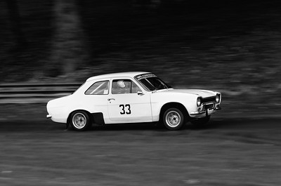 1973 Ford Escort - Mark Linforth - 2016 Autumn Classic Prescott Speed Hill Climb