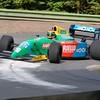 Prescott Speed Hill Climb 2016 La Vie en Bleu Benetton F1