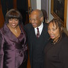 Rev. Dr. Suzan Johnson Cook, Rev. James Forbes, Yolanda King