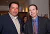 Javier Gonzales, Dr. James Fries (President, New Mexico Highlands University)