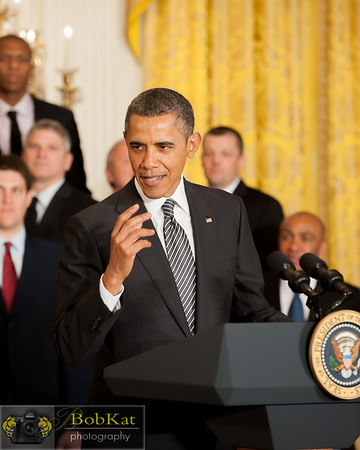 Obama & Miami Heat-127