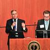 President's Forum on Data 2014 Research D'Ambria Auditorium panel discussions photos: Mark Schmidt