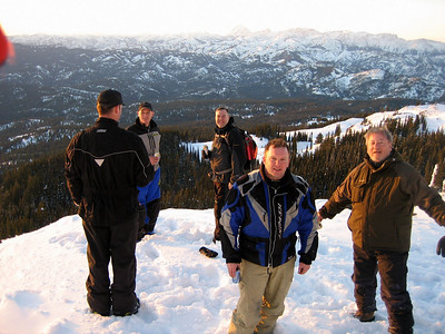 Cle Elum: Presidents Weekend February 2008