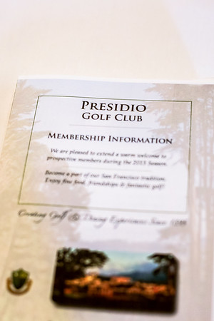 Presidio Golf Club