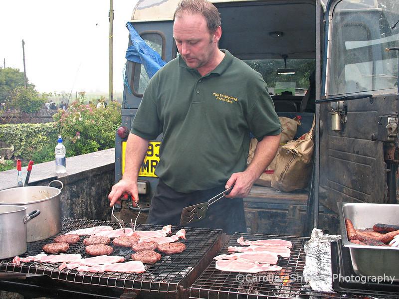Priddy Sheep Fair 2006