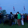 Jubilee Beacon at Dear Leap 4th June 2012