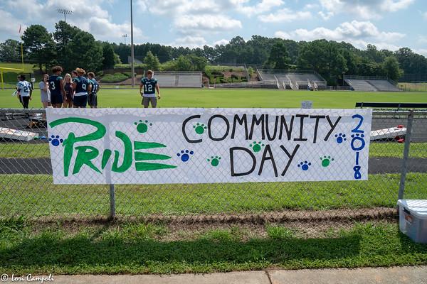 Pride Community Day 081118