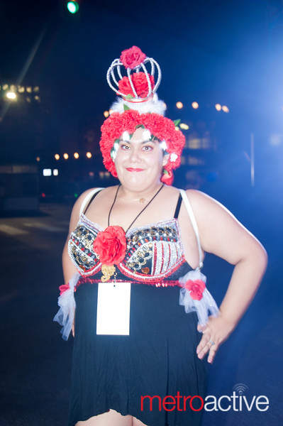 Pride San Jose, Dance Party   Aug. 27, 2016