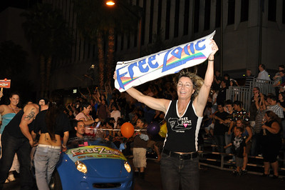 Photo and Video Gallery of Pride Night Parade in Downtown Las Vegas Freemont SNAPI's 11th Annual Parade created by the gay, lesbian, bisexual and transgender community of Southern Nevada. Featuring Las Vegas' gay and straight business community, nonprofit organizations, GLBT service agenices, civic groups and churches and SNAPI's recently crowned adult and youth royalty. Gay Pride is a national celebration and fundraiser across the United States held every year. iS Vodka is proud to participate and be a Sponsor.