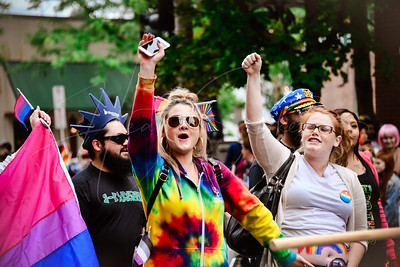 """Pride Parade 2019 - """"To thrive, not just survive"""""""