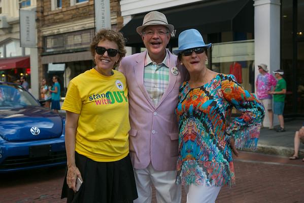 Pride Parade Charleston 2016