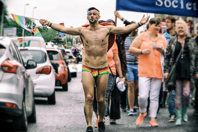 Pride Parade Glasgow 2017