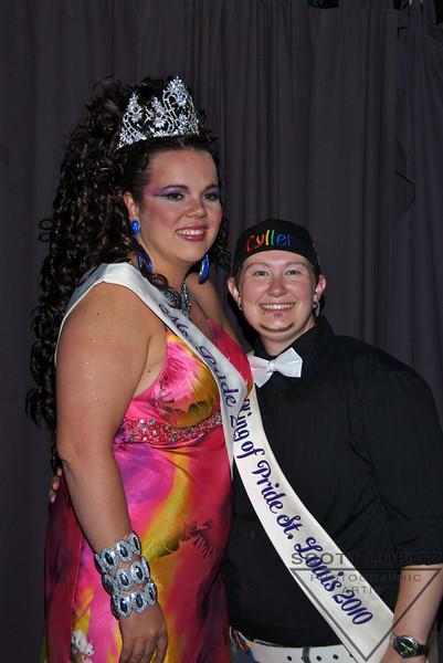 Pride Royalty Contest 2012