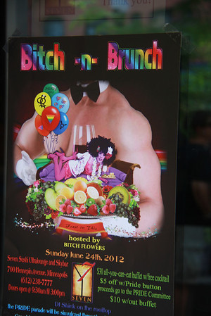 Pride Parade Events 2012