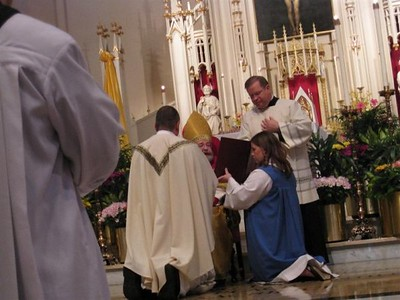 Priestly Ordination and First Mass