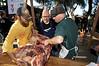butchers + cow