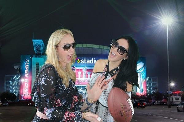 Prime Sports - Pre Super Bowl Tent Party - NRG