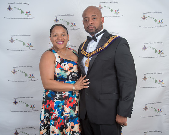 prince Hall Grand Lodge  Banquet 2018 - Photo Booth