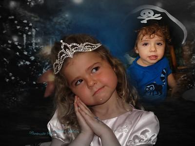 Princess and pirates