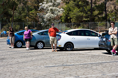 Los Angeles Prius Gathering, those in Los Angeles who wanna get together in LA and think clean and green