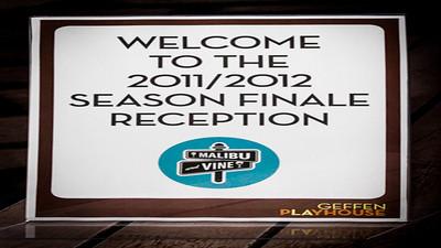 Geffen Playhouse Season Finale Reception, August 26, 2012