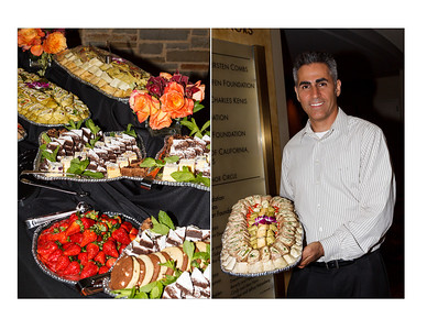 Ronen, you're the man! Your catering is THE BEST!