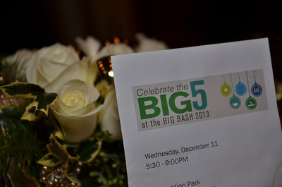 Build it Green ~ Big 5th Annual Party + Awards 12.11.13