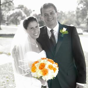 Joanna & Monte Radfar Wedding 10.10-2010