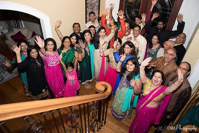 Day 2 - Punjabi Night