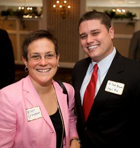 Becky Sittason and W. Josh Brown