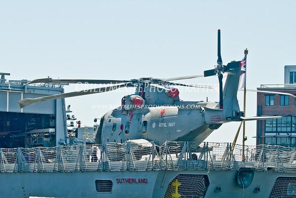 HMS Sutherland Ship - 30 May 10