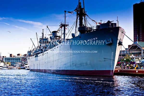 Merchant Marine Ship - 14 Aug 09