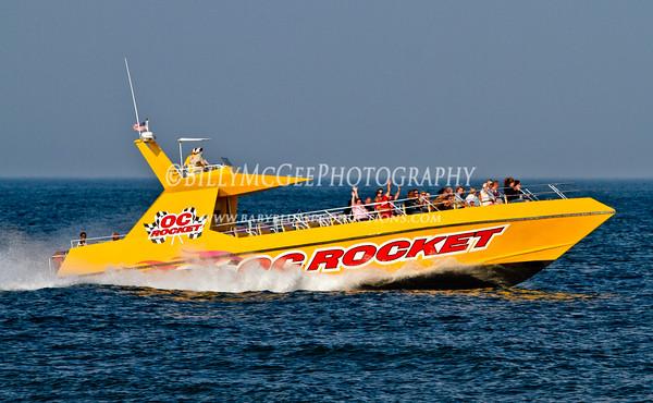 Ocean City Rocket Boat - 20 Jun 10