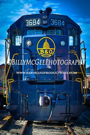BO Railroad Museum - 21 Dec 2013