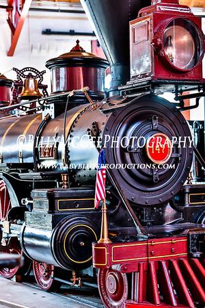 Christmas B&O Railroad Museum - 23 Dec 2012