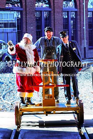 B&O Magical Holiday Express - 21 Nov 2015