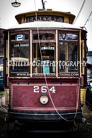 Baltimore Streetcar Museum - 22 Mar 2014