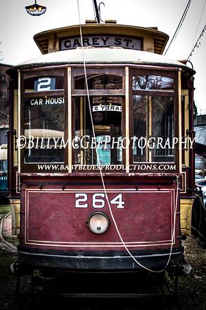 Baltimore Streetcar Museum - 22 Mar 2014