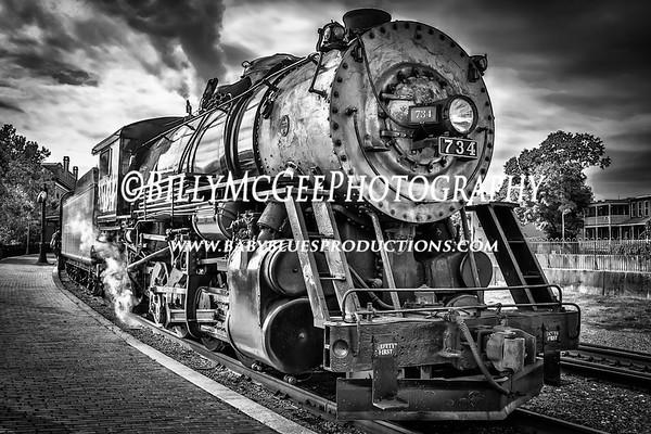 Western Maryland Train - 12 Oct 2014