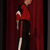 5th Degree Black Belt, Master Tashi Todd Waardenburg instructs the Black Belt candidates.